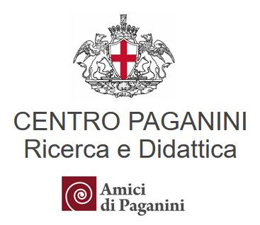 Logo del Centro Paganini - Ricerca e didattica